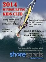 2014 Kids Club Poster